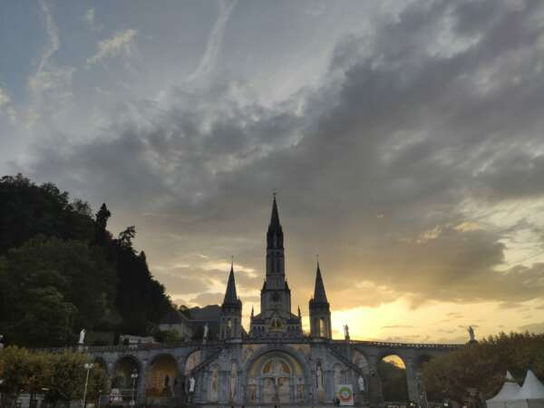 Santuário de Lourdes (França)